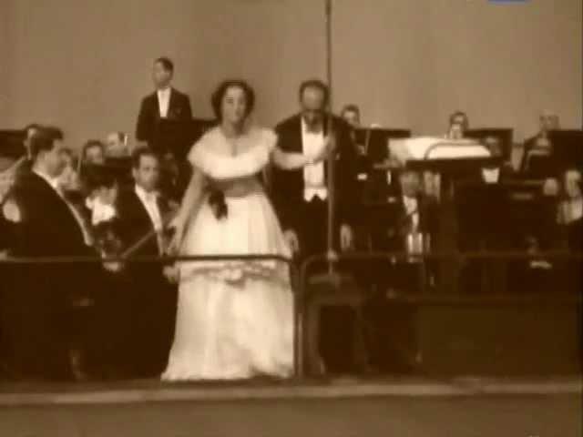 Зара Долуханова Casta Diva