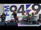 Bishop Briggs - Mercy LIVE HD (2016) FM 949 Indie Jam Oceanside