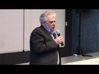«Кибернетические системы — тенденции и проблемы» — лекция вице-президента НИУ ...