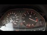 BMW E30 M50 turbo 0-290 kmh