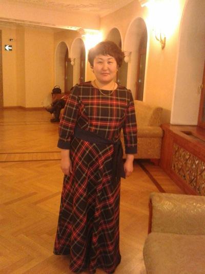 Баирма Бадмадоржиева