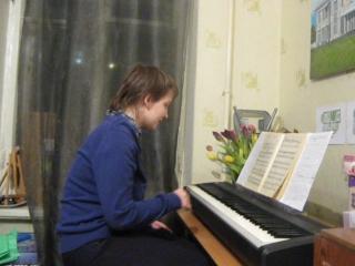 Урок в ДМШ 2 Симфония Бородина. Часть 1
