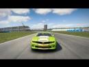 GRID Autosport : (Chevrolet COMARO MODIFIED (Indianapolis) Гонка 3кр)