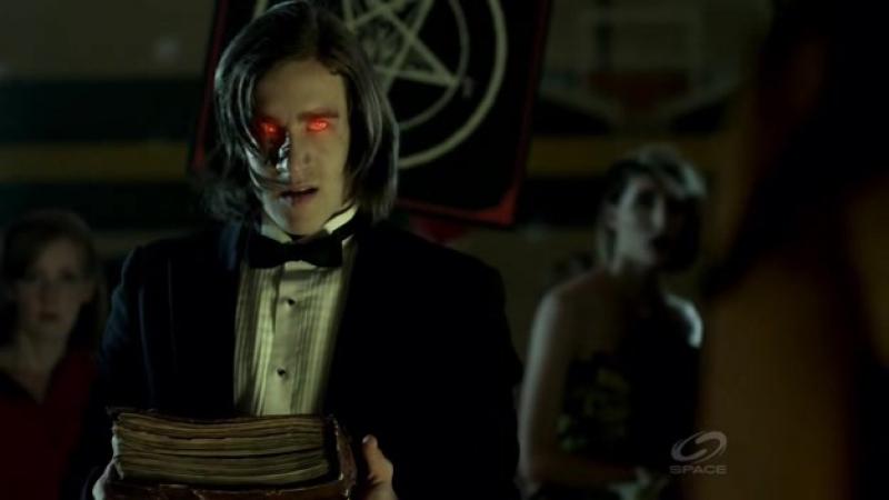 Тодд и книга чистого зла - пророк