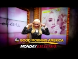 Анонс 4 апреля Гвен Стефани на Good Morning America