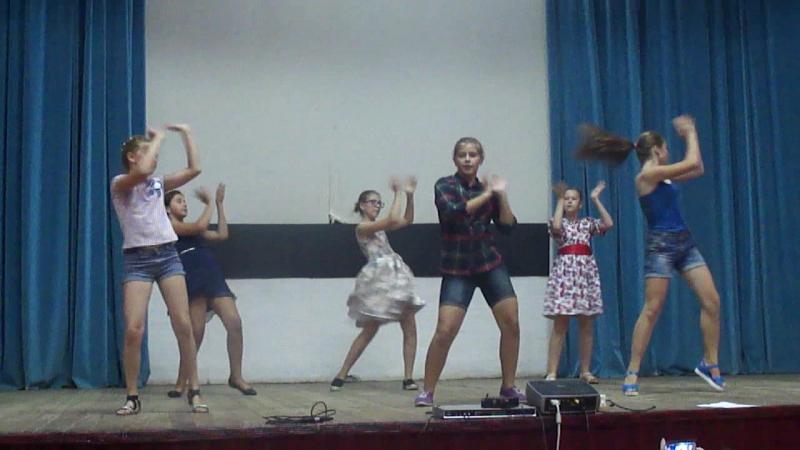 Танец стиляг Буги вуги