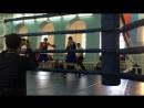 Евлюхин В. - Усков А. 1 раунд финал 64кг
