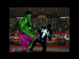 Дэдпул, Кейбл, Халк и Красный Халк (с Женщина-Халк) против Агента США, Красного Черепа, Венома и Карнеджа