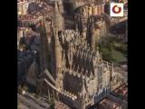 La Sagrada Familia 2026, Barcelona.