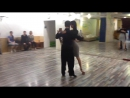 Резюме 9.05.2017 - Очо через удвоение - 1 (Михаил Чудин - Эльвира Кашкарова, урок аргентинское танго)