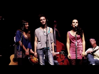Moodys Mood for Love (Eddie Jefferson) - Sant Andreu Jazz Band, Magali Datzira, Eva Fernandez, Andrea Motis, Dick Oatts