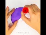 Top 5-Minute Crafts #86 Красивые и легкие идеи декора.