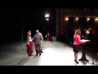 Имею честь на сцене в Одесском оперном награждать лучших жителей нашей прекрасной области!