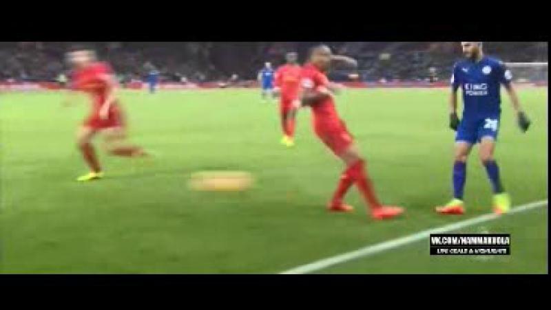 Leicester City 3-0 LiverpoolJamie Vardy 2nd Goal