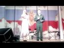 """Солисты ВИА """"Солдаты удачи"""": Полина Зырянова и Николай Боровков - Эхо любви."""