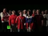 «Приезжайте, не тронем»- российские футбольные болельщики спели песню британским фанатам