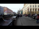 Мыльный пузырь на Канале Грибоедова