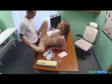 Belle - Hot Czech patient craves hard cock Fake Hospital