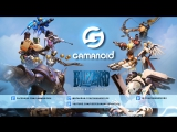 Прямая трансляция GG League Overwatch Season 1 от Gamanoid! 22.03.17