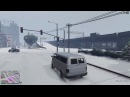 BrainDit GTA5 Санта · coub, коуб