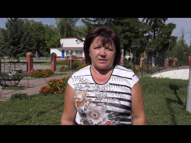Кузоватовский центральный сквер - территория радости