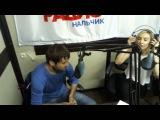 Амир Бажев на радио