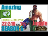 OG Amazing | Graves Jungle | Pro Replays highlights ✔109