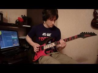 Joe Satriani – The Forgotten, Part 2 Solo Cover