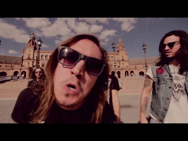 WATER RATS - MAD DOG (Official Music Video) 2016