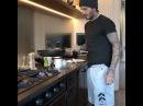 Happy pancake day kids . Instagram David Beckham  Feb 28, 2017