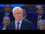 Как произошел переворот на Украине Ток- шоу 60 минут 21.02.2017