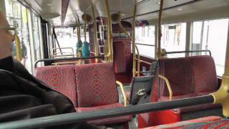 New Bus for London LT2 LT61BHT Route 38 Arriva London