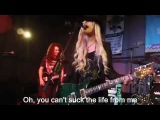 Orianthi New Song &amp Rainbow in the Dark (Ronnie James Dio &amp Vivian Campbell cover) live with lyrics