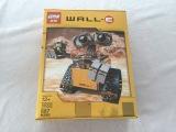 Lepin 16003 ' Wall-e ' Clone of lego 21303 Timelapse