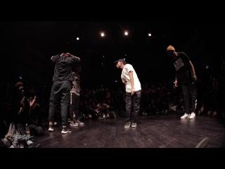 NBA Dance Battle | Final | Waydi Dypa vs Junior Sam Yudat