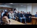 Публичные слушания на Атарбекова 43 от 29 09 2016