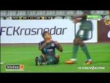 Krasnodar 3-0 Birkirkara Goal Ricardo Laborde Краснодар 3-0 Биркиркара HD