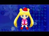 Sailor Moon Drops  Usagi Tsukino (Santa) 5Lv