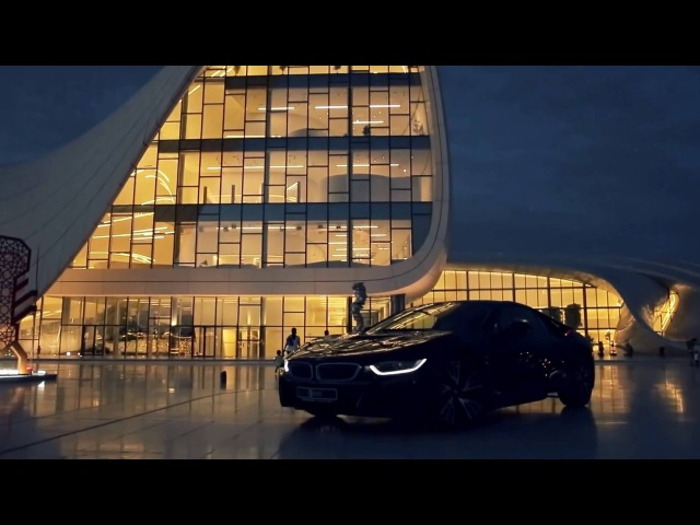 BMW i8 | Lenka - Blue Skies (Revoke Remix) (SmotraTV)