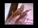 Glenn Spiro butterfly ring