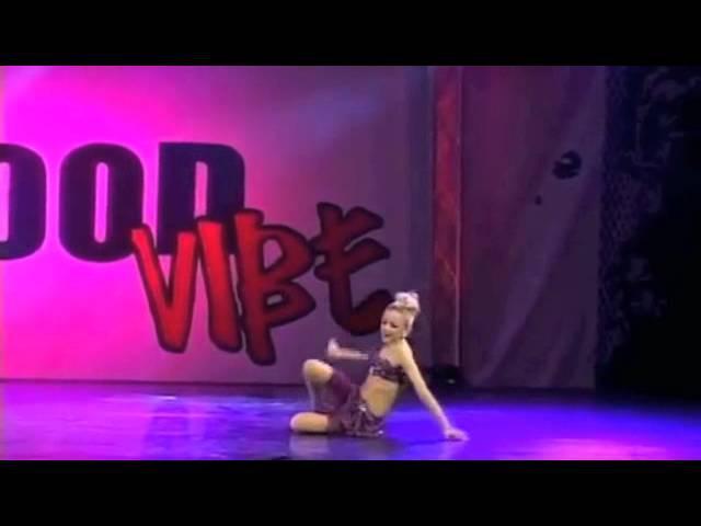 Chloe Lukasiak - Please (full solo)