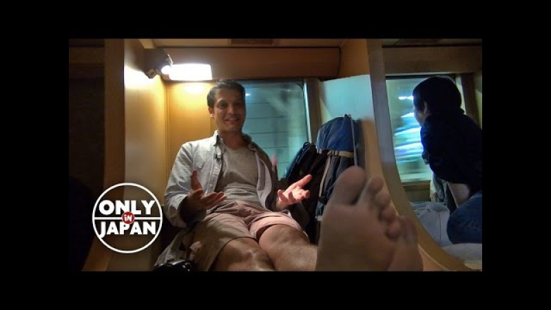 Japan's Night Train: The Sleeper Car Adventure 寝台列車サンライズ出雲 ★ ONLY in JAPAN 32