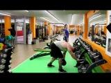 Олег Беляяев и Спорт аптечка Правильная тренировка рук и спины в Грин Лайн