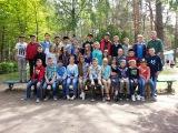 1 смена 2016 г. лагерь Волна 4 отряд Черная жемчужина