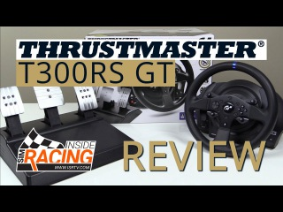 Thrustmaster T300 GT Edition Racing Wheel and Pedals Review