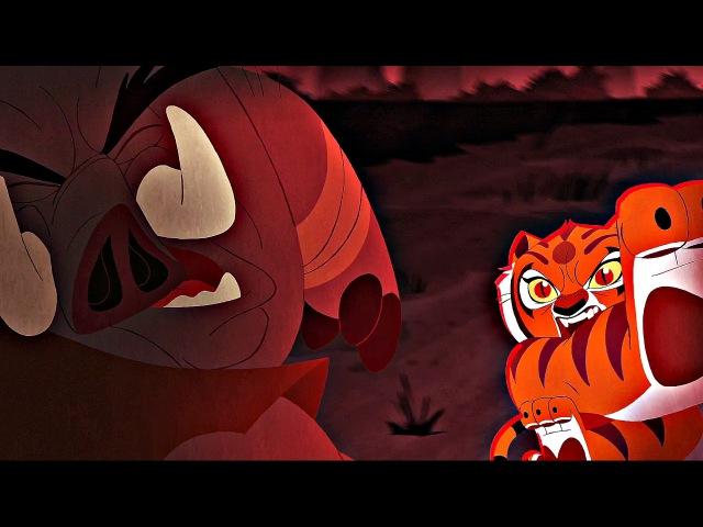 Молодая Тигрица против Борова. По впервые увидел кунг-фу. Кунг-фу панда: загадки свитка.
