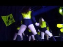 Танец черлидеров ХК Темиртау (23.03.2017)