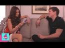 Selena Gomez Interview - James Franco Shia LaBeouf   Hangout Pt.2
