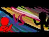 Длинный и прикольный файт)Animating TouchРисуем Мультфильмы + монтаж(звуки)