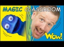 Magic Classroom Objects for Kids Stories from Steve and Maggie with Bobby NEW on Wow English TV